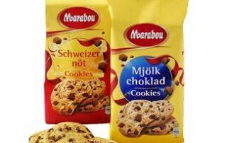 Vinnare Årets Dagligvara 2012 - Marabou Cookies