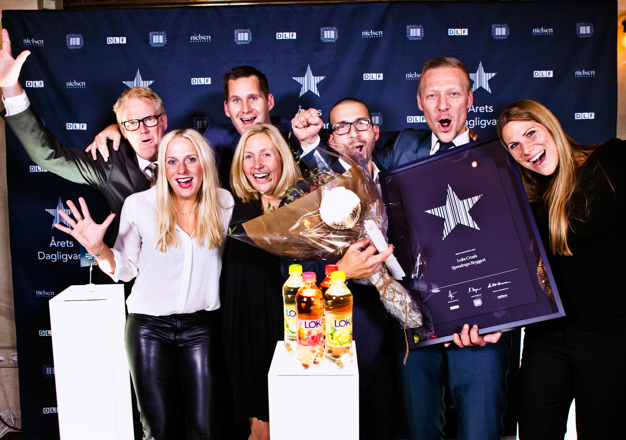 Vinnare Årets Dagligvara 2015 - Spendrups bryggeri