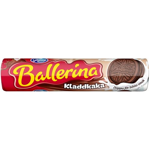 Vinnare Årets Dagligvara 2011 - Ballerina Kladdkaka